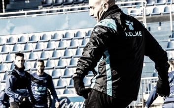 "Abelardo: ""Primera es muy difícil"""