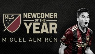 Miguel Almirón, MLS Fichaje del Año 2017