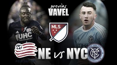 Previa New England Revolution – New York City FC: tres puntos con distinto significado