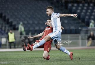 Un gran Immobile da el pase a la Lazio en la UEL
