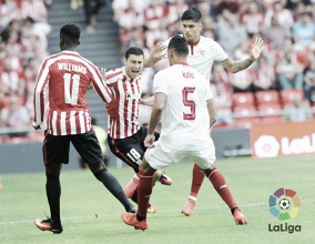 Previa Athletic Club – Sevilla: ¿rivales directos?