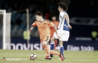 Real Sociedad vs Valencia en vivo y en directo online en La Liga 2017