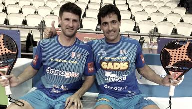 Borja Yribarren y un brillante Guga Vázquez se llevan el duelo gallego