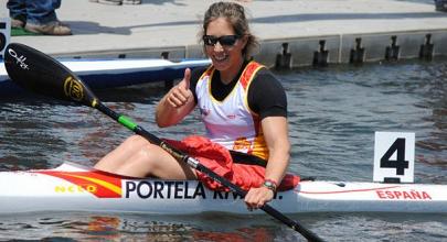 Teresa Portela completa un gran Mundial con la medalla de bronce