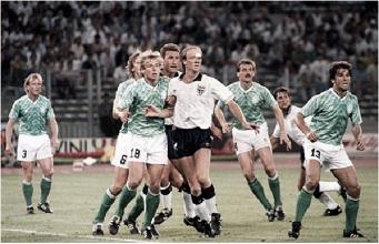Inglaterra y Alemania: dos clásicos del fútbol con caminos distintos