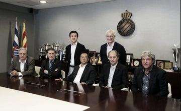Chen Yansheng nombra a Bertomeu, Marañón, Orejuela y Pérez de Arrilucea como embajadores