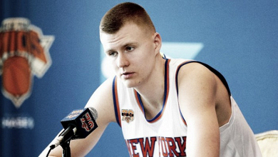 "NBA Media Day - Porzingis: ""Grazie Anthony, ora guido i New York Knicks"""