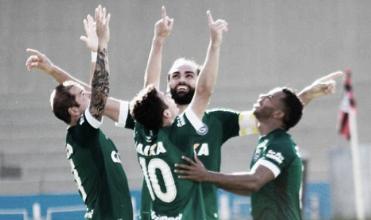 Em jogo cheio de expulsões, Goiás bate Atlético-GO pela segunda vez na temporada