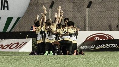 Criciúma goleia Concórdia e deixa zona de rebaixamento do Catarinense após um mês