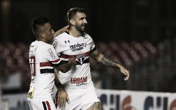 São Paulo vence Vasco no Morumbi e encerra sequência ruim no Brasileirão