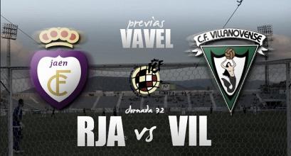 Real Jaén - CF Villanovense: el local menos goleado recibe al visitante más goleador