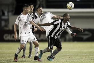 Embalado por classificação, Botafogo tenta se recuperar no Brasileirão diante da Ponte Preta