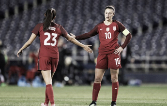 Jill Ellis names preliminary USWNT roster for 2018 SheBelieves Cup