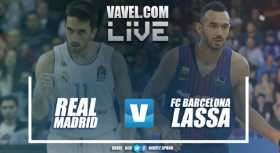 Resumen Real Madrid vs Barcelona Lassa (80-84)