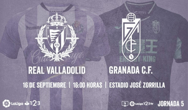 Previa Real Valladolid - Granada CF: tres puntos significativos