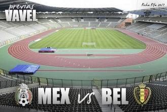 Bélgica vs México: La Previa, Horario y Alineaciones
