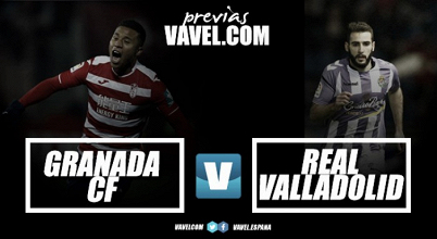 Previa Granada CF - Real Valladolid: duelo de altos vuelos