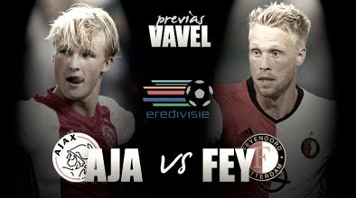 Previa Ajax - Feyenoord: la victoria como único resultado posible