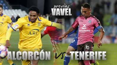 Previa AD Alcorcón - CD Tenerife: A defender aspiraciones en territorio maldito
