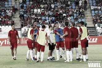 Previa UD Almería - Lorca FC: a cara o cruz