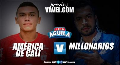 Previa América de Cali Vs Millonarios: Historia y Fútbol en el Pascual
