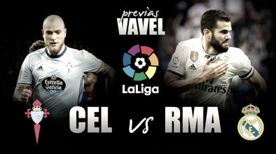 Previa Celta - Real Madrid: la Liga se decide en Balaídos