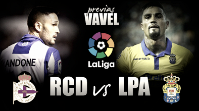 Previa Deportivo - UD Las Palmas: evaluación en Riazor
