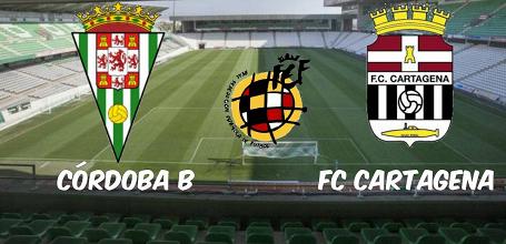 Córdoba B - FC Cartagena: descenso y liderato se ven las caras