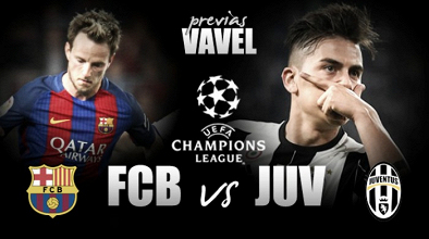 Previa FC Barcelona - Juventus: cruzando el río de Heráclito