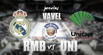 Previa Real Madrid - Unicaja: El factor cancha, en juego
