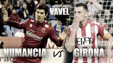 Previa CD Numancia - Girona FC: A romper la racha