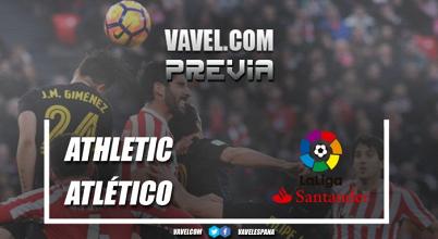 Previa Athletic - Atlético: el verdugo de Griezmann y Simeone