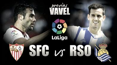 Previa Sevilla FC - Real Sociedad: hasta el último aliento