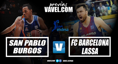 Previa San Pablo Burgos - FC Barcelona Lassa: diferentes caminos que se cruzan