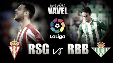 Previa Sporting de Gijón - Real Betis: el adiós a Primera