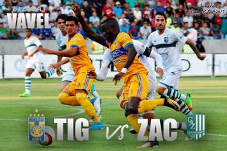 Previa Tigres - Zacatepec: Tres puntos para avanzar