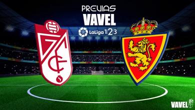 Previa Granada CF - Real Zaragoza: ganar como imperativo