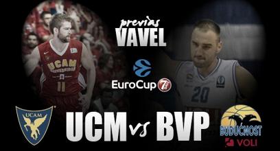 UCAM Murcia - KK Buducnost VOLI Podgorica: Comienza el sueño europeo