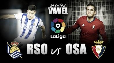 Previa Real Sociedad - Osasuna: Anoeta marca el ritmo en la carrera por la permanencia