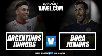 Previa Argentinos Juniors - Boca Juniors: más que un cierre de fecha