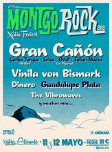 El Montgorock Xàbia Festival pisa fuerte con sus primeras confirmaciones