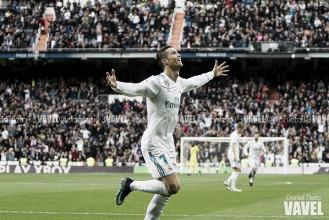 Cristiano Ronaldo y su víctima favorita