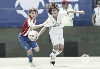 Así fue la andadura de los 'guajinos' del Sporting en LaLiga Promises