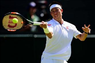 Wimbledon : Nishikori forfait