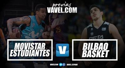 Previa Movistar Estudiantes vs Bilbao Basket: Mirando por el retrovisor
