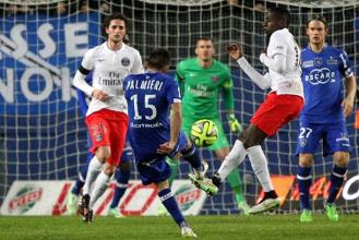 Les buts de Bastia - PSG