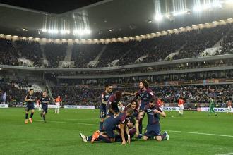 Finale de CDL :A la fin c'est toujours Paris qui gagne