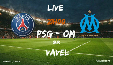 PSG - OM en direct live, 9e journée de Ligue 1