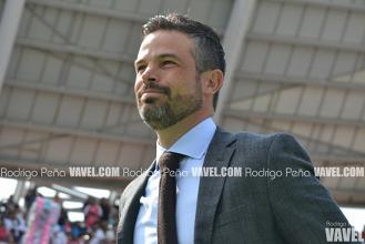 """Rafa Puente: """"El equipo está cerca de concretar su primer objetivo"""""""