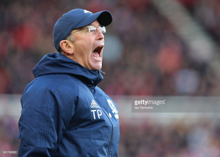 Middlesbrough 0-1 Fulham: Late penalty decision disappoints Pulis